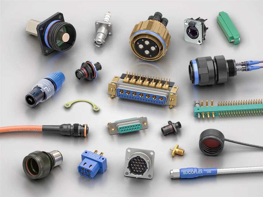 Lane Electronics - Defence, Aerospace, Industrial, Instrumentation and Motorsport Electrical Connectors