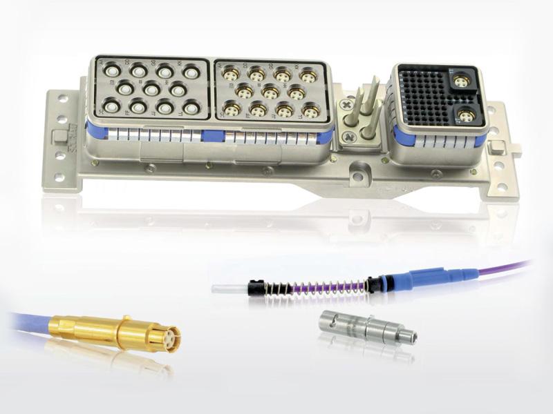 Arinc 600 Connectors