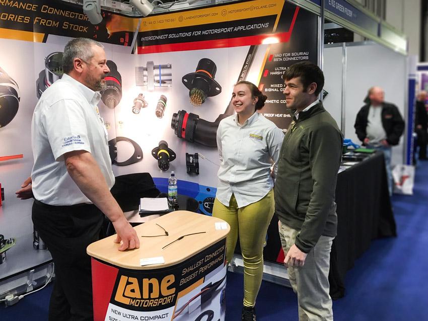 Autosport Engineering 2019