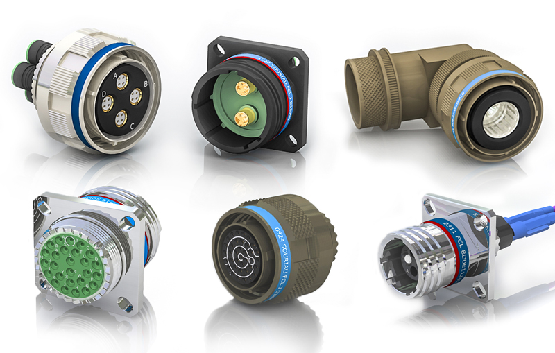 D38999 Circular Connectors readily available