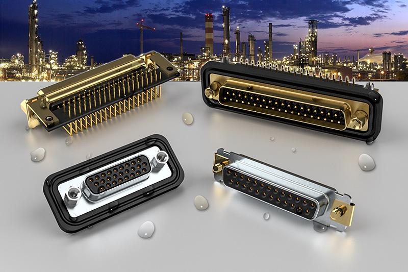 Positronic D-Subminiature Electrical Connectors