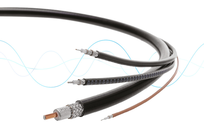 HUBER+SUHNER RF Cables
