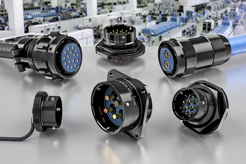 LMH Series Circular Connectors