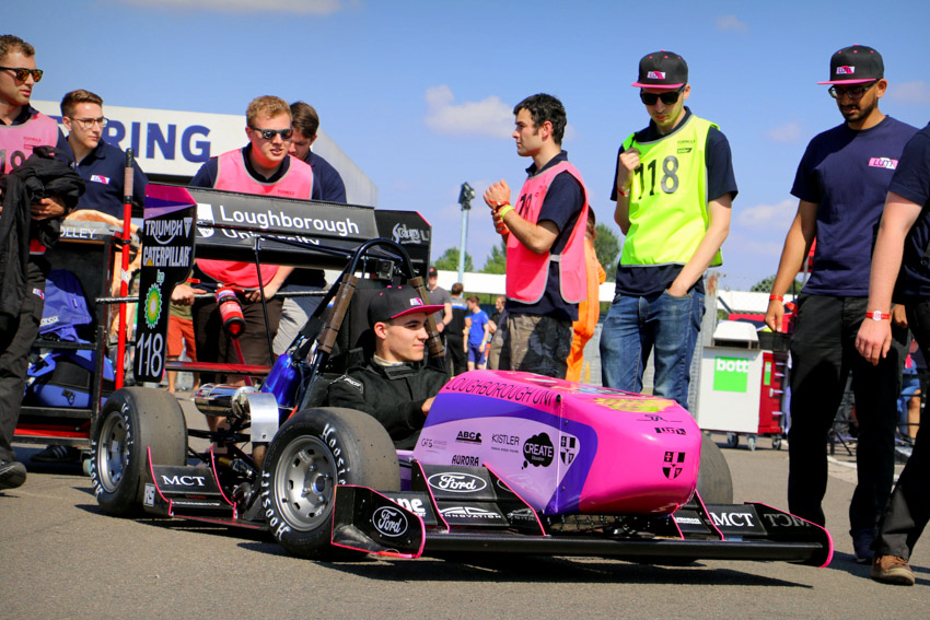 LU Motorsport Formula Student
