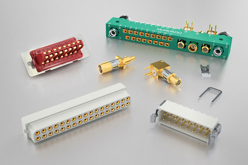 M200 Red Range Electrical Connectors
