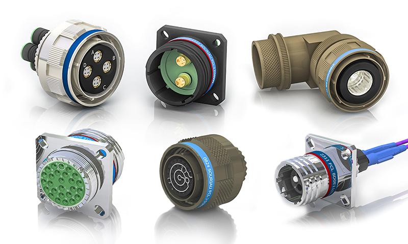 MIL-DTL-38999 Circular Connectors