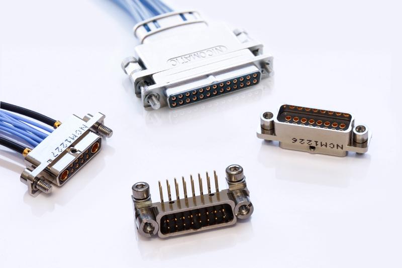 Nicomatic Micro D Connectors