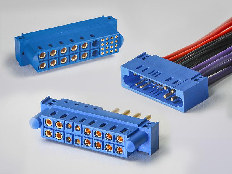 Positronic Scorpion Series electrical connectors