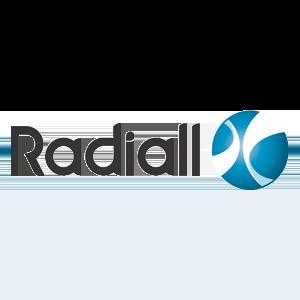 Radiall Connectors logo
