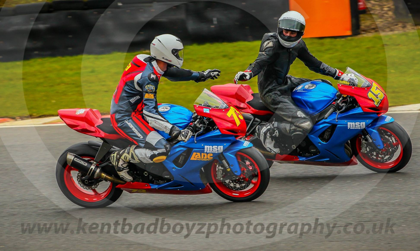 Sam Osborne at Brands Hatch #1