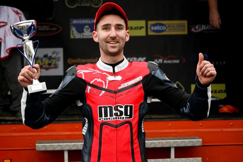 Sam Osborne at Brands Hatch #2