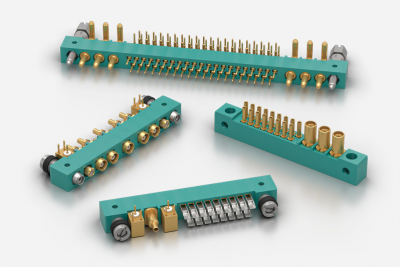 Weald / ITW McMurdo 801CX MIL-C-55302 PCB Aerospace Connectors