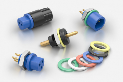 SM/SMA Plastic Bodied Connectors for Laboratory Equipment and Instrumentation