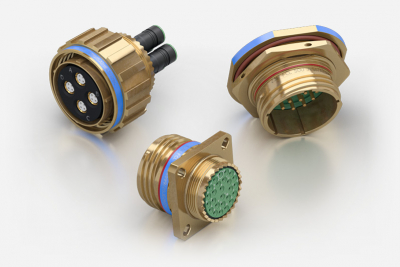 Souriau JVS Bronze / D38999 Circular Connectors, approved to IECQ-CECC BS/CECC 75201-002