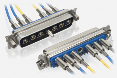 Optik-D Fibre Optic Connectors for Harsh or Challenging Environments