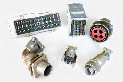 Plessey Connectors - Types Multicon, Heavy Duty Multicon, Standard Breeze, 159 Series and UKAN