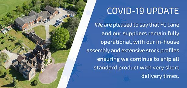 COVID-19 FC Lane Electronics update 3