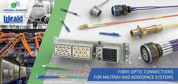 ELIO fibre optic connectors for military and aerospace applications