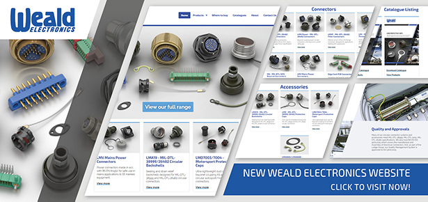 Weald Electronics website