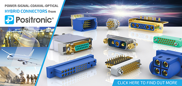 Positronic Connectors Power Signal Optical