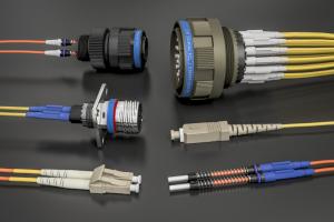 38999 ELIO Fibre Optic Connectors