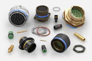 Souriau 8D D38999 8STA connectors