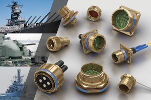 Souriau JVS CECC 752-002-002 MIL-DTL-38999 Circular Connectors