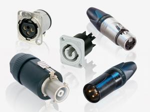 Neutrik Connectors