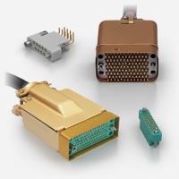 MIL-DTL-28748 Spec Rectangular Connectors with PCB, Crimp or Solder Contacts