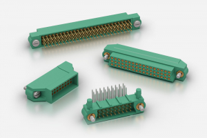 ITW McMurdo / Weald Electronics M300 Board-To-Board or Cable-To-Cable PCB Connectors