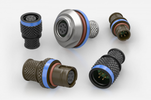 Souriau 8BA micro38999 Circular Push-Pull / Break-Away Connectors derived from MIL-DTL-38999 Series III