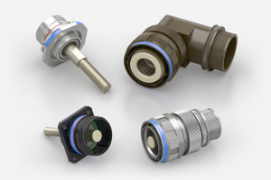 Souriau 8D / MIL-DTL-38999 High Power Connectors - Max Current Rating 500, 700 and 750A