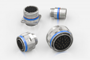 Souriau 8D / D38999 / MIL-DTL-38999 SERIES III Stainless Steel St/St Circular Connectors