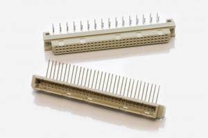 PRESS FIT DIN 41612 Connectors