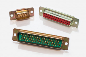 ITW McMurdo D Sub-Miniature Connectors