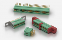 """ITW McMurdo / Weald Board To Board PCB Edge Connectors with 0.1""""/2.54mm Pitch"""