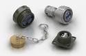 LMG Brass and Aluminium Circular Connectors to BS 9522 F0014 Standard