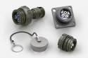 LMV Mains Voltage AC Power Circular Connector Manufactured to IEQC-CECC spec BS/CECC 75201-004