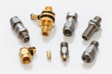 HUBER+SUHNER RF Subminiature Connectors Series SMB, SMC, SMS, SMA, PC3.5, SK, 1.0/2.3